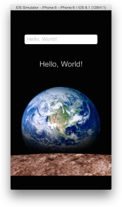 Windows_ios_bridge_hello_world_iOS_app