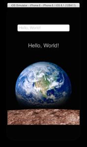 Windows_ios_bridge_hello_world_iOS_app