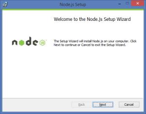 Instalando Node.JS