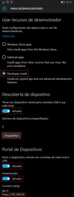 1_ativando_o_diagnostico_remoto_em_seu_windows_mobile_habilitando_opcoes