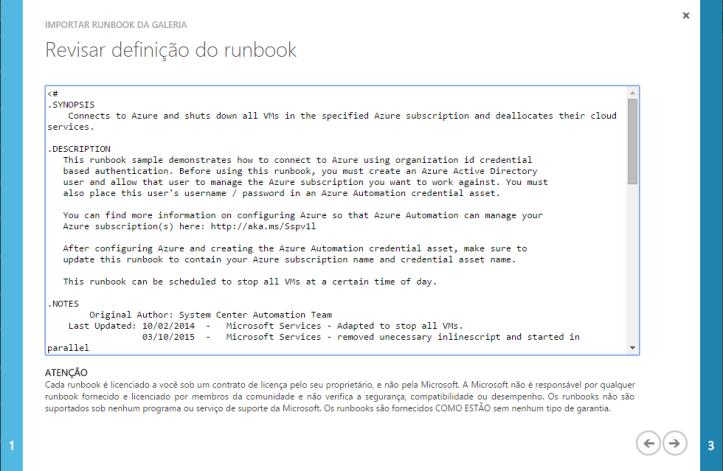 3_automacacao_no_azure_revisar_definicao_runbook