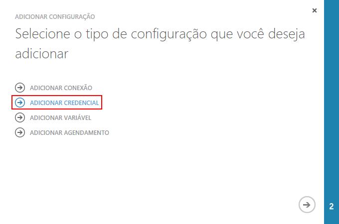 7_automacacao_no_azure_adicionar_credencial