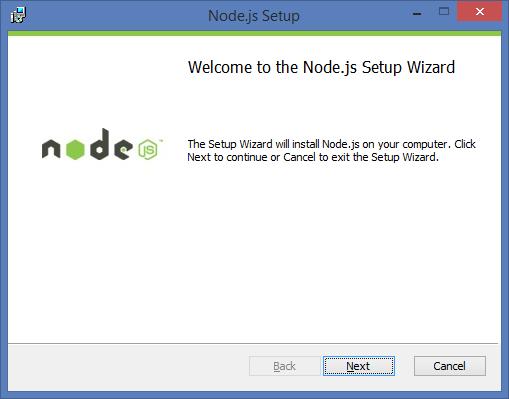Instalando o Node.js