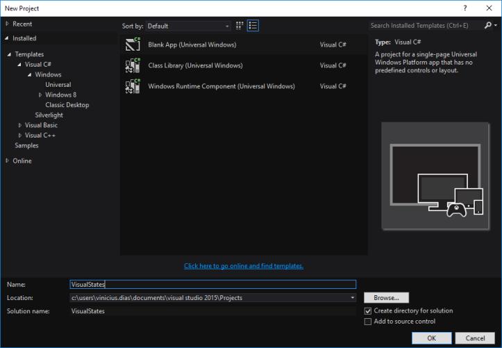 animações_e_transição_de_estados_em_apps_Windows_10_01_criar_projeto