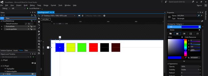 animações_e_transição_de_estados_em_apps_Windows_10_06_colorir_retangulos