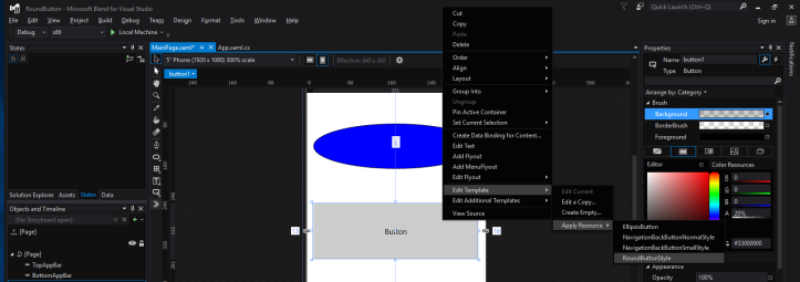 desenvolvendo_aplicativos_com_blend_11_inserir_novo_botao
