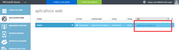 wordpress_azure_app_created