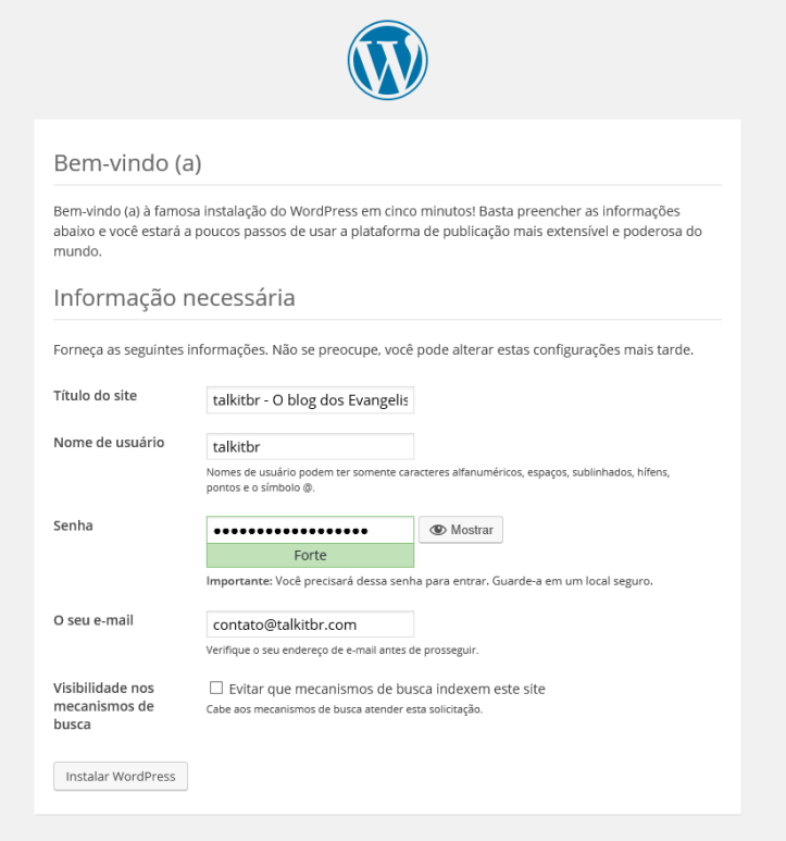 wordpress_azure_blog_credentials